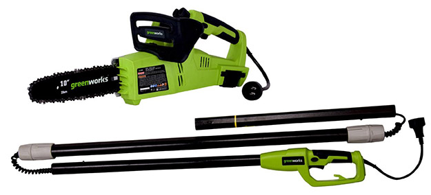 Greenworks 20062 Electric Pole Saw
