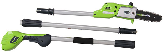 Greenworks 20612 Cordless Pole Saw
